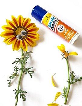 Солнцезащитные средства для тела