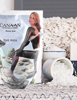 Соль, грязь Мёртвого моря