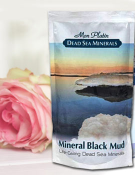 Соль и Грязь Мертвого моря