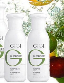 GLYCOPURE - шестиступенчатая программа химического пилинга